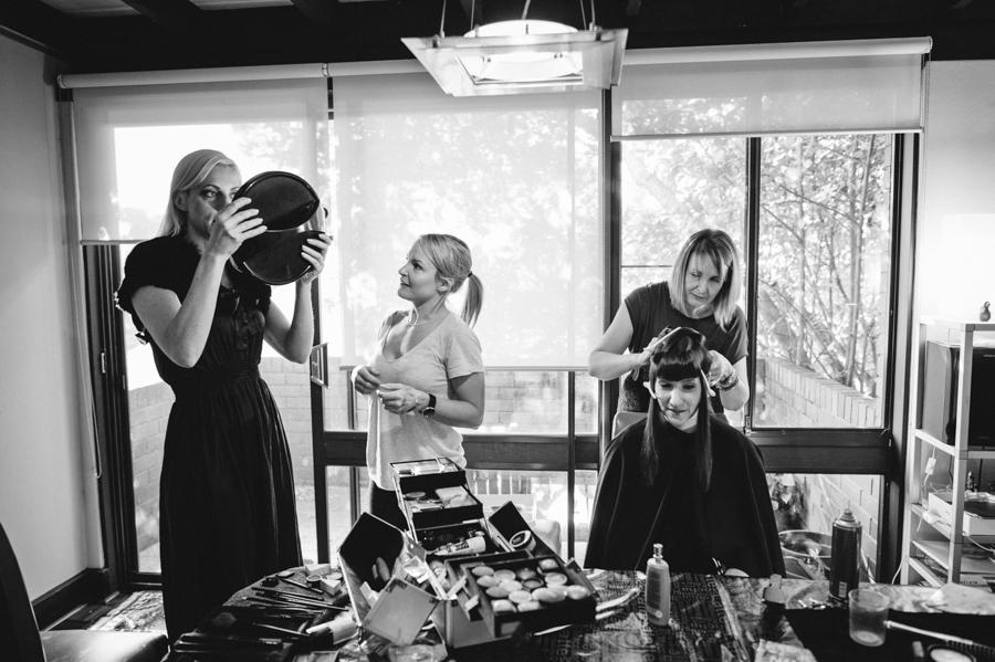 Jewish wedding sydney photographer