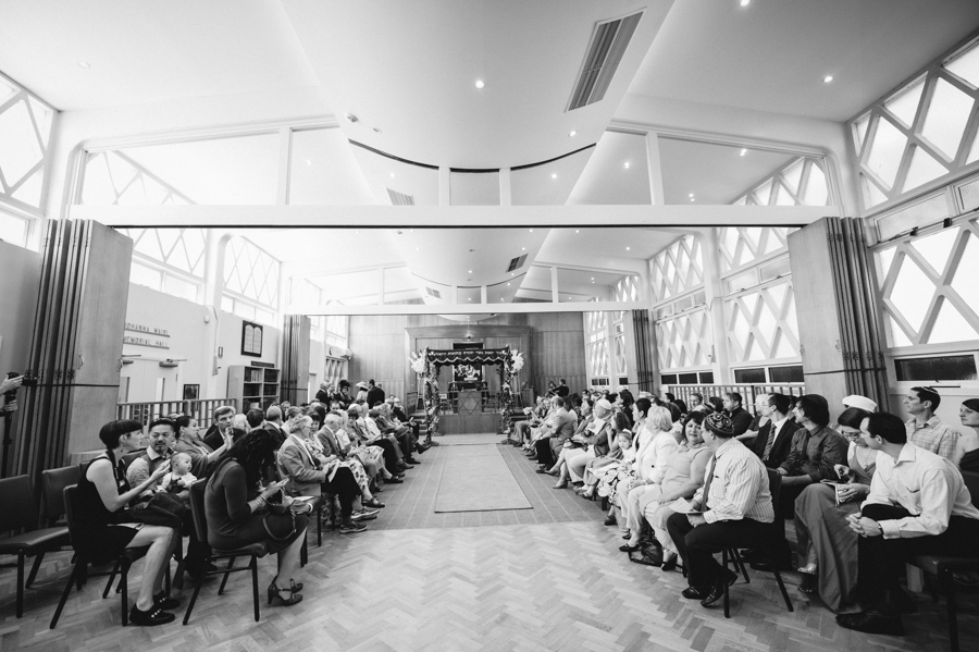 Jewish Wedding Cremorne Synagogue
