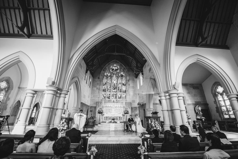 our lady of the sacred heart church wedding