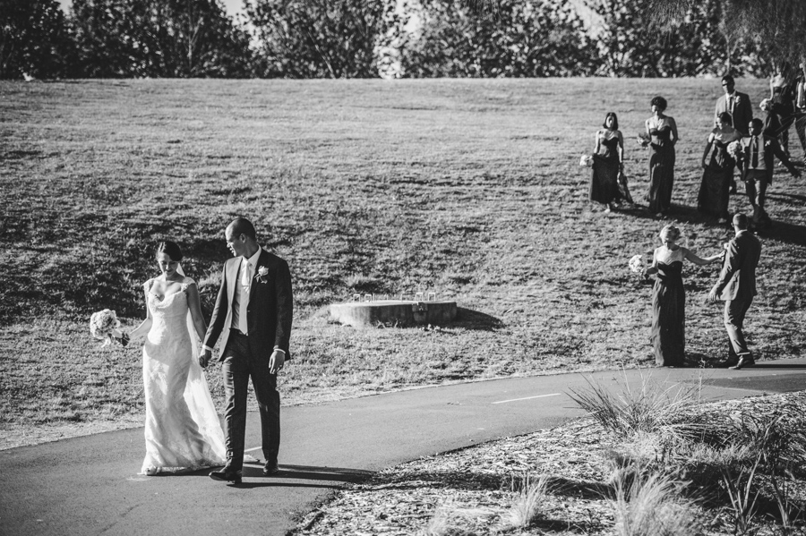 Bicentennial park wedding