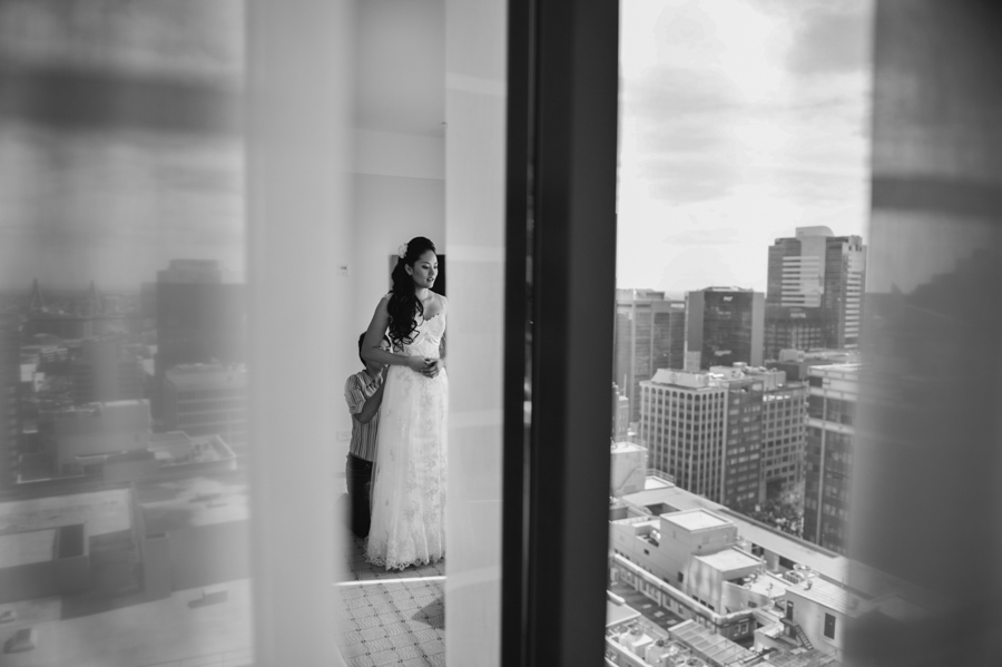 Sydney Wedding Bride