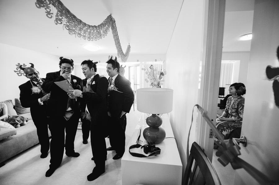 Le Montage Sydney Wedding